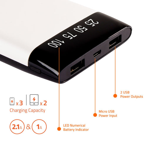 PB15000 Artis Power Bank