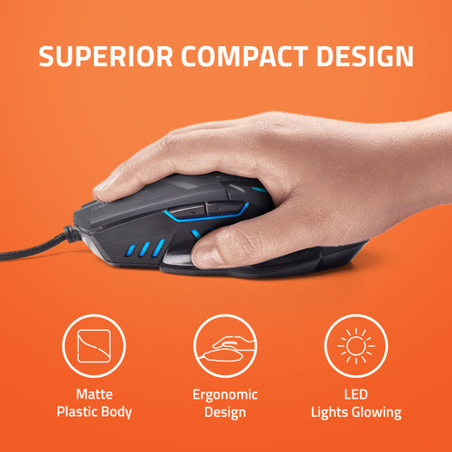 Artis Falcon Optical Gaming Mouse