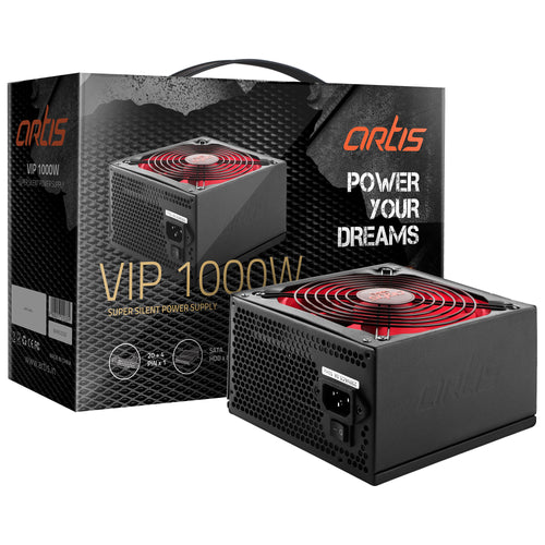 1000 Watt Artis High Performance Power Supply Unit
