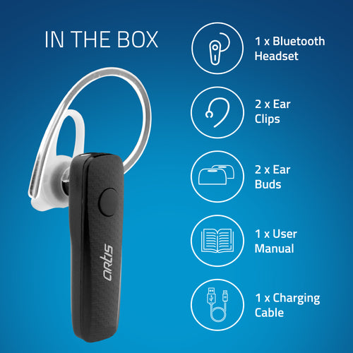 BH100S Bluetooth Stereo Headset
