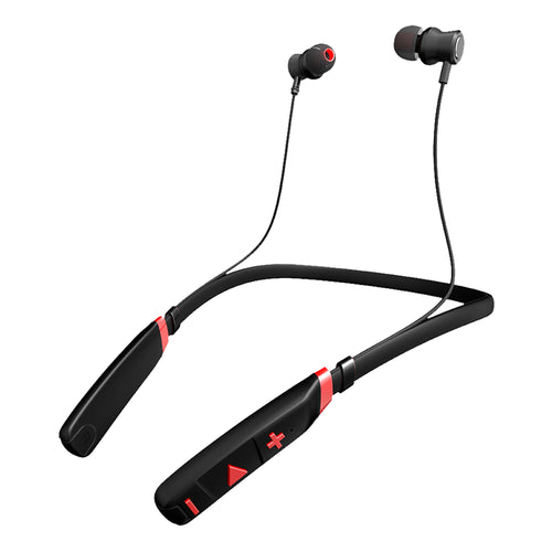 Artis BE910M Sports Bluetooth Wireless Neckband Earphone (Red)