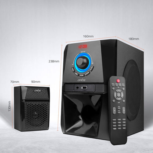 Artis MS444 Multimedia Speaker System