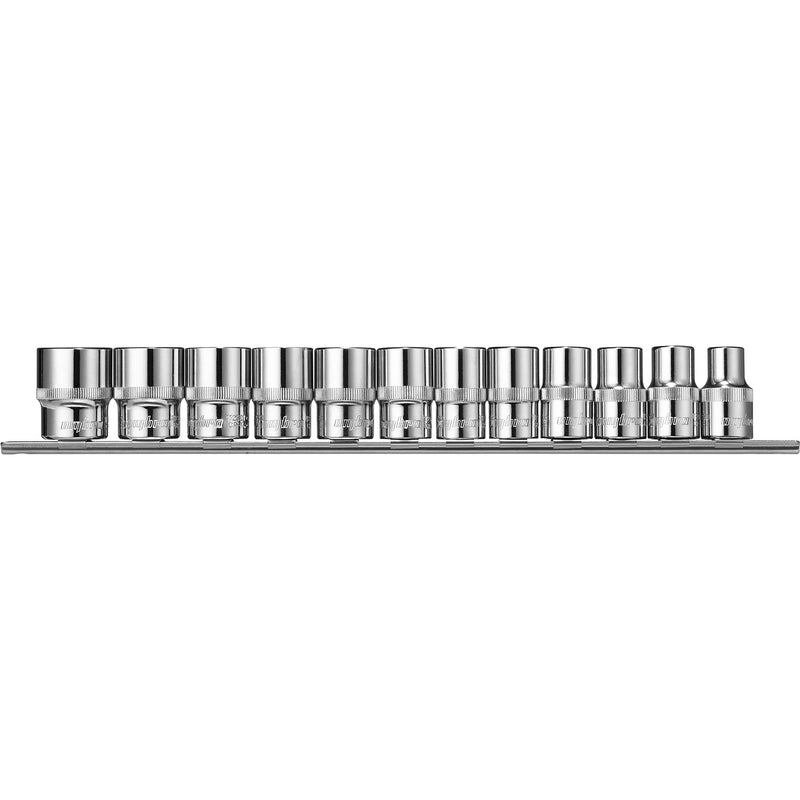 12pcs Socket Set 912312 Ombra Tools