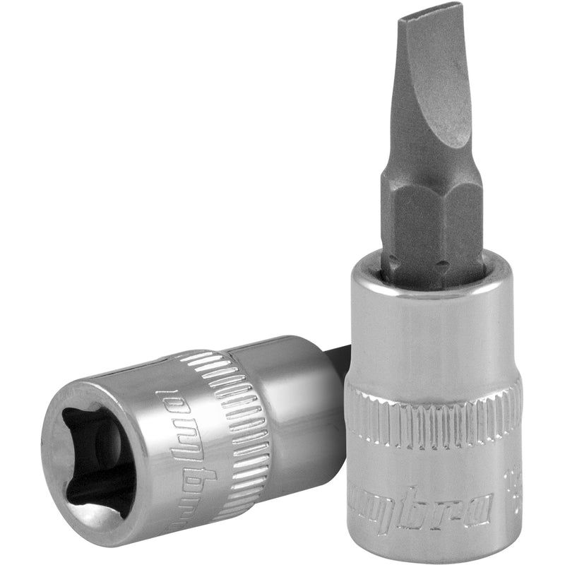 "Bit Socket Slot 1/4"" Ombra Tools"