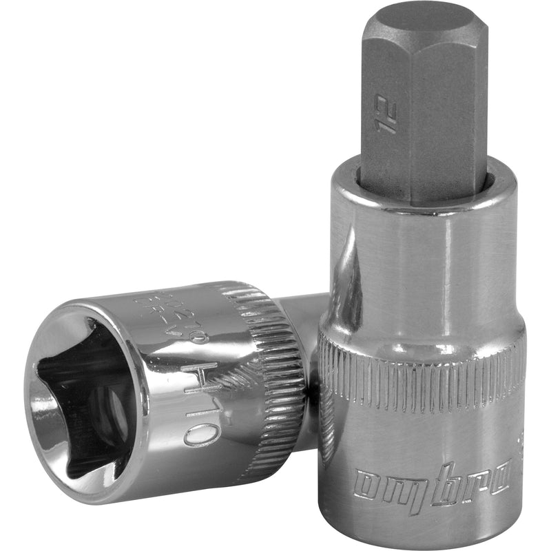 "Bit socket 1/2"" DR HEX Ombra Tools"