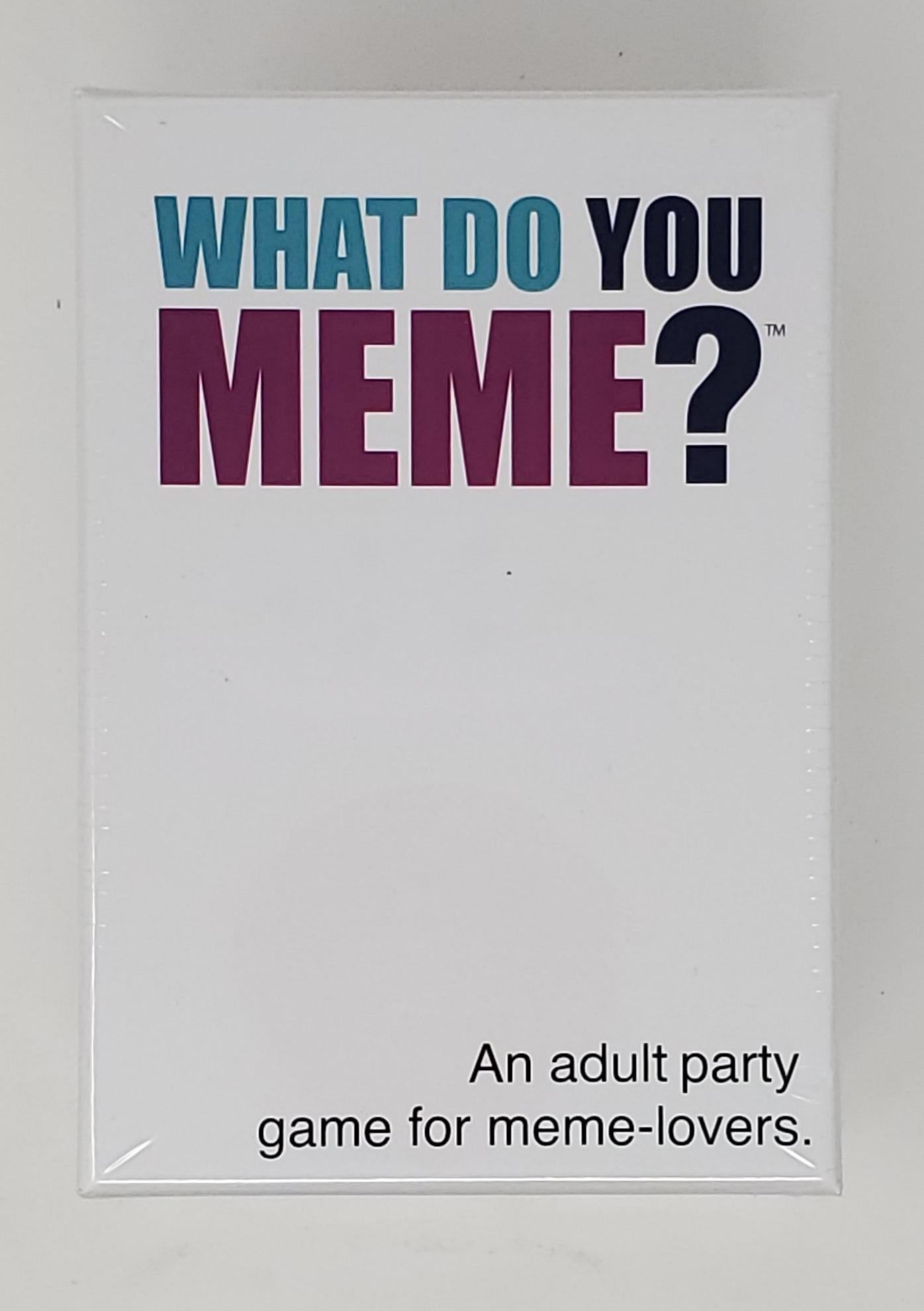 What Do You Meme? Card Game Factory Sealed