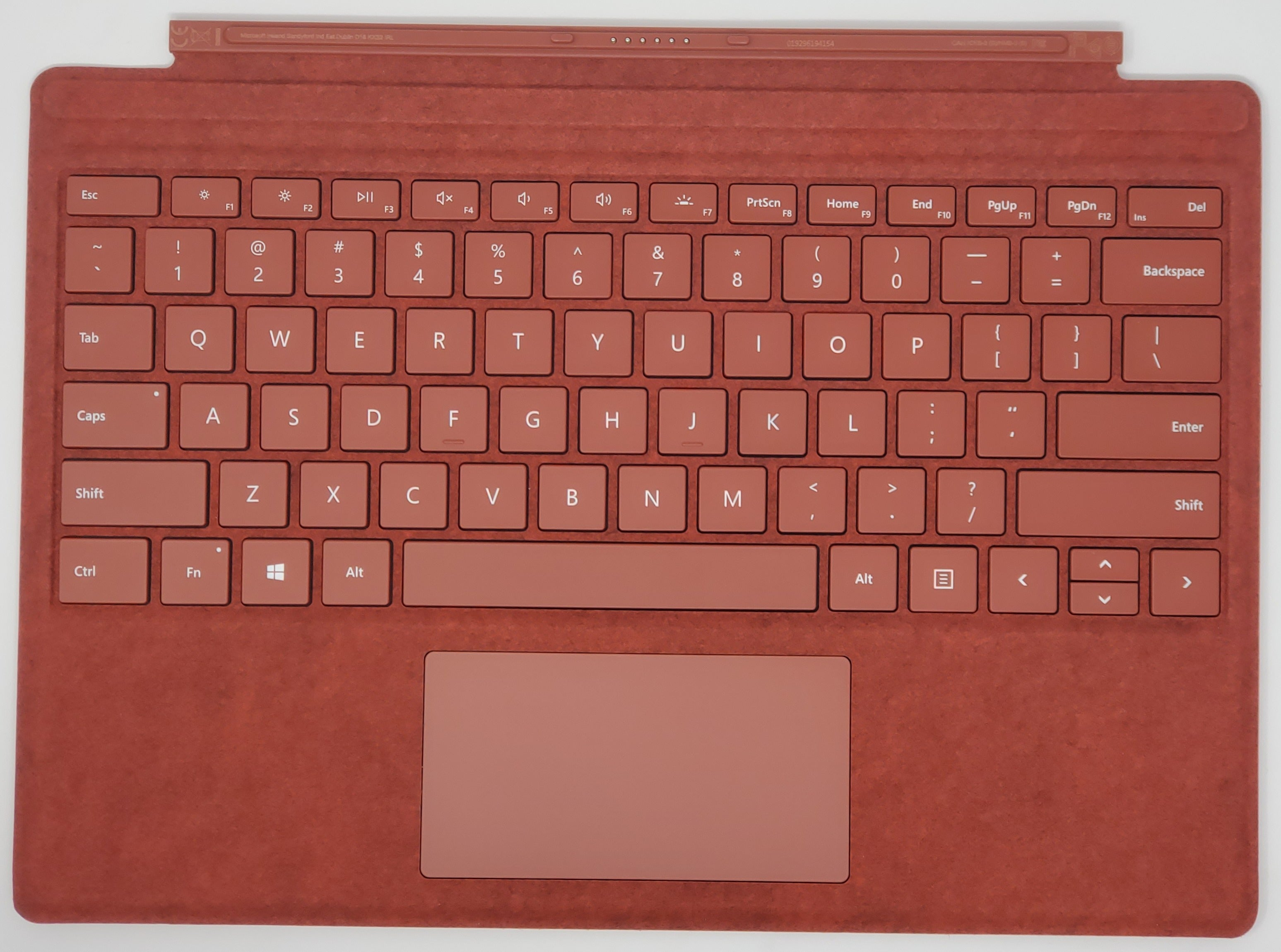 Surface Pro Signature Type Cover Keyboard