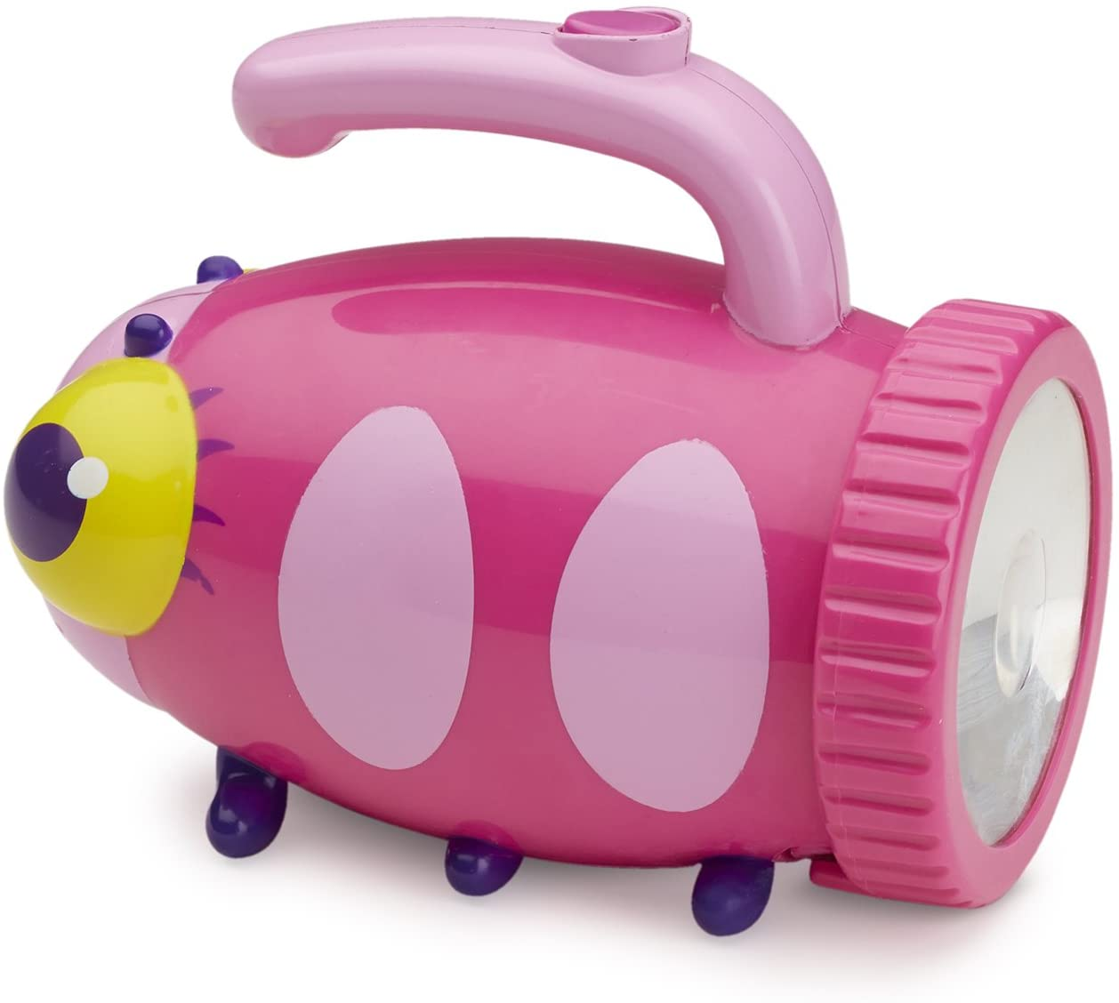Sunny Patch Trixie Ladybug Flashlight with Easy-Grip Handle