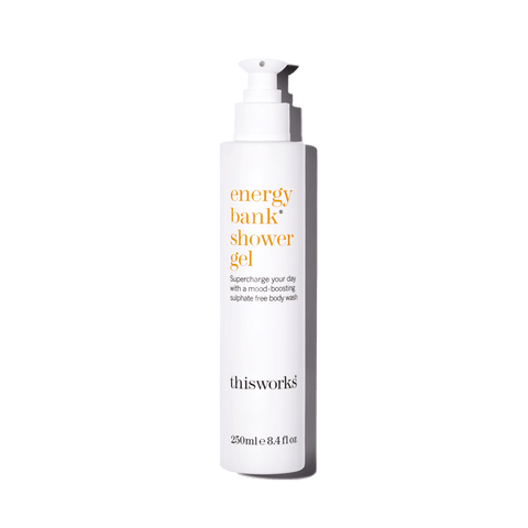 energy bank shower gel