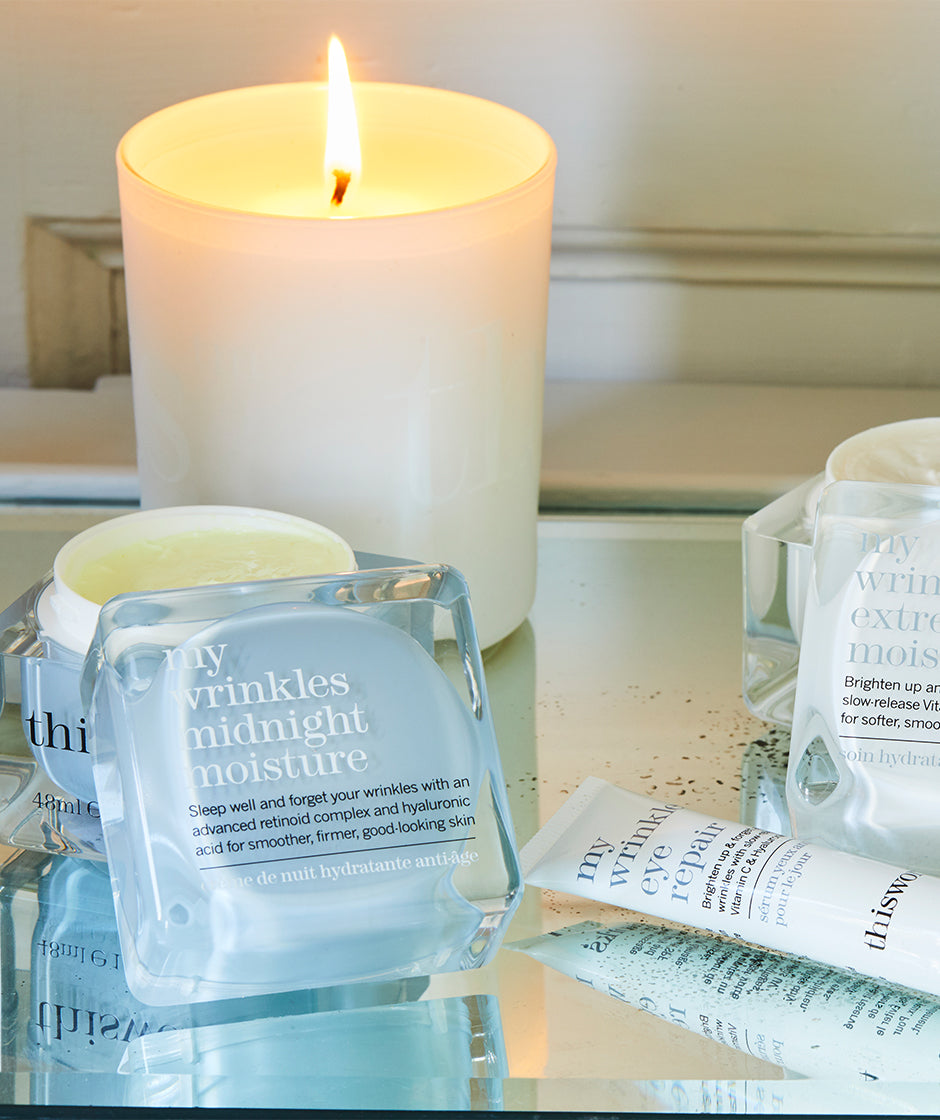 neroli & sweet orange candle