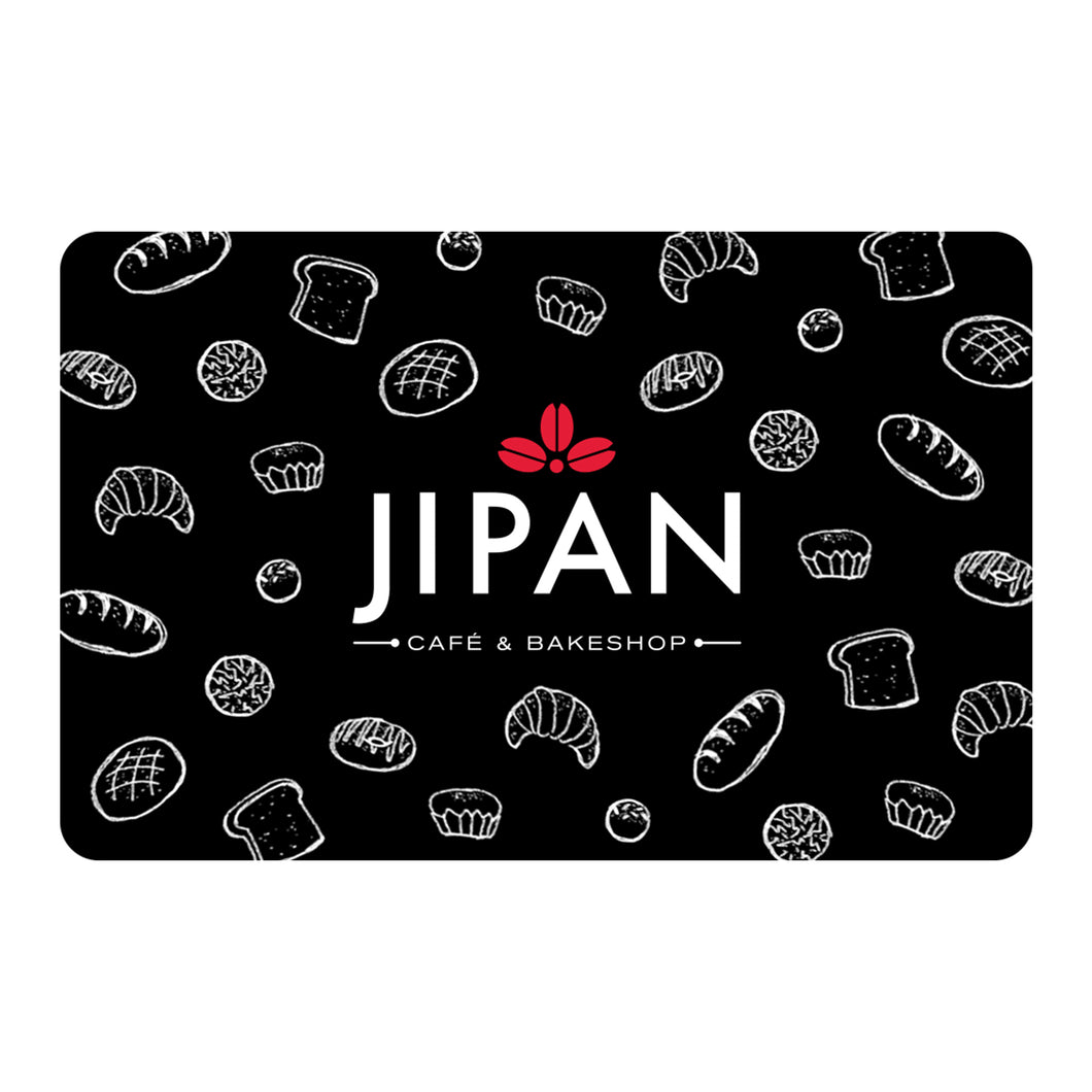 JiPan Loyalty Card
