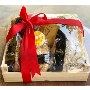 Mother's Day Gift Basket - Afternoon Snacks
