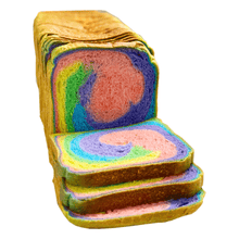 Load image into Gallery viewer, Rainbow Loaf Bread