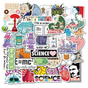 Science Lab Stickers  (50pcs) - Epic Stickerz