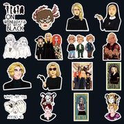 American Horror Story Stickers  (50pcs) - Epic Stickerz