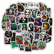 The Joker Stickers (50pcs) - Epic Stickerz