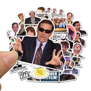 The Office Stickers (50pcs) - Epic Stickerz