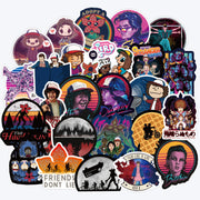 Stranger Things v2.0 Stickers  (50pcs) - Epic Stickerz