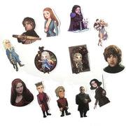 Game Of Thrones Stickers (60pcs) - Epic Stickerz