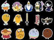 Adventure Time Stickers (50pcs) - Epic Stickerz