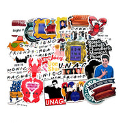 Friends Stickers (100pcs) - Epic Stickerz