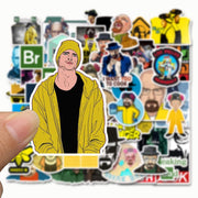 Breaking Bad Stickers (50pcs) - Epic Stickerz