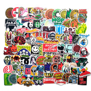 Street Rep Stickers (100pcs) - Epic Stickerz