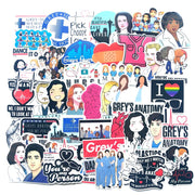 Greys Anatomy Stickers (50PCS) - Epic Stickerz