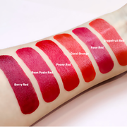 Grapefruit Red-The Palace Museum La Pivoine Lipstick