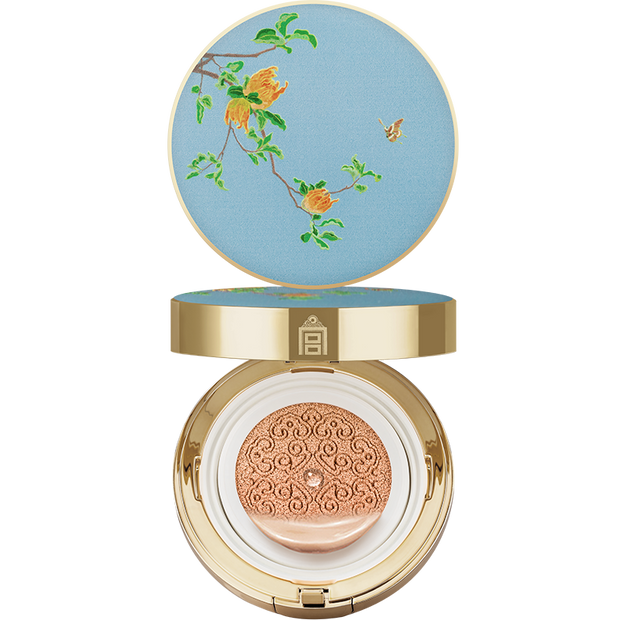 Hydra Ivory-The Palace Museum Cushion Compact