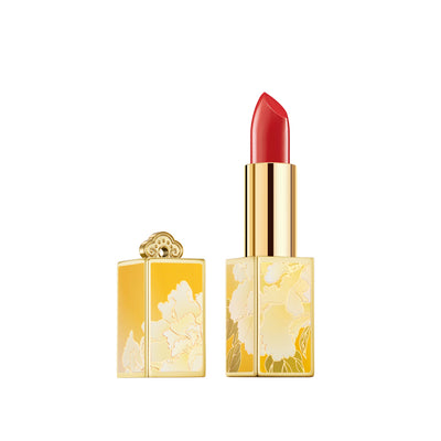 Coral Orange-The Palace Museum La Pivoine Lipstick