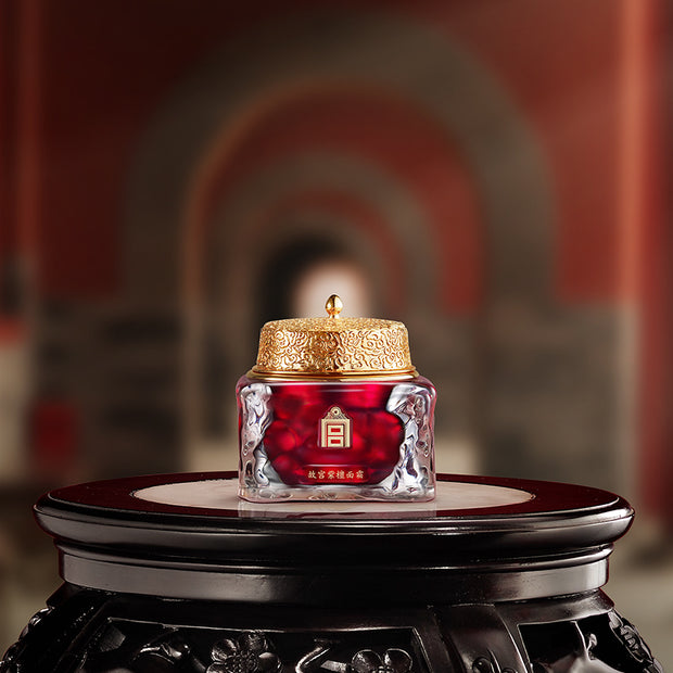 Red Sandalwood Skincare (Five Pieces)Set-The Palace Museum
