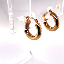 Load image into Gallery viewer, 14 Karat Yellow Gold Earrings