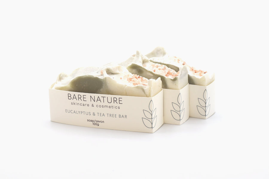 Eucalyptus and Tea Tree Bar Soap