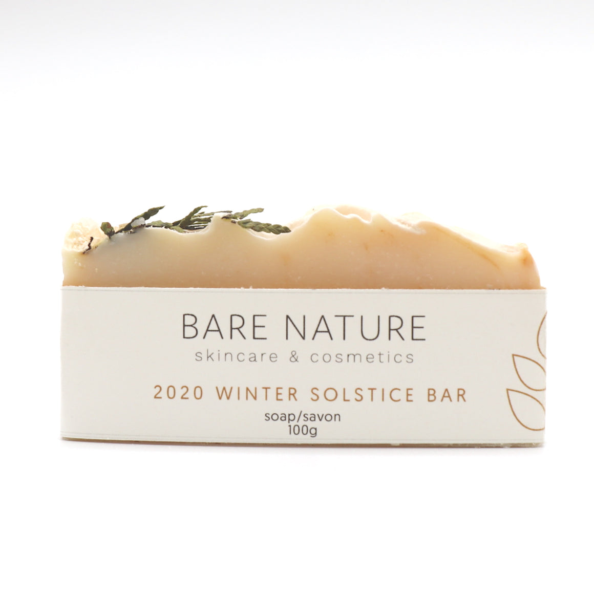 2020 Winter Solstice Bar Soap *Limited Edition*