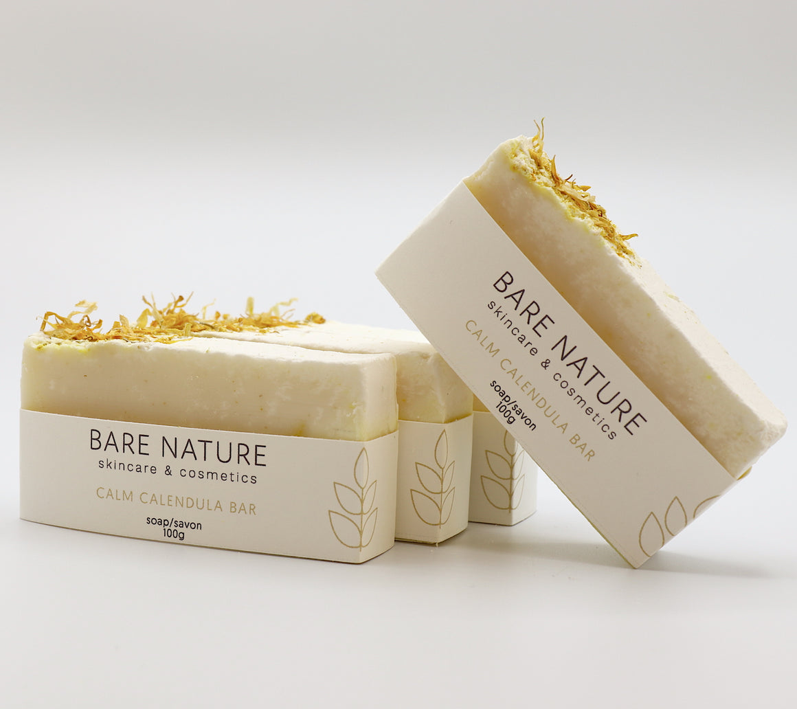 Calm Calendula Bar Soap