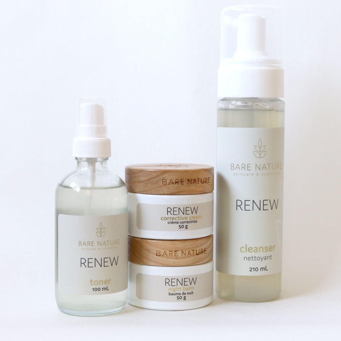 RENEW Skincare Set