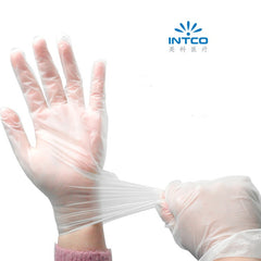 INTCO Vinyl Examination Gloves (100 gloves)