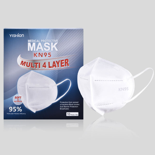 Yishion - KN95 Protective Mask (10 pack)