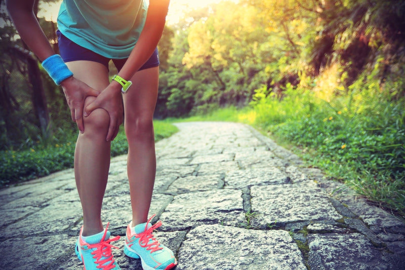 The 3 Most Common Knee Running Injuries