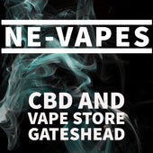 UK Online Vape and CBD Shop - NE-Vapes Gateshead