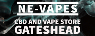 UK CBD and Vape Shops - NE-Vapes, Gateshead