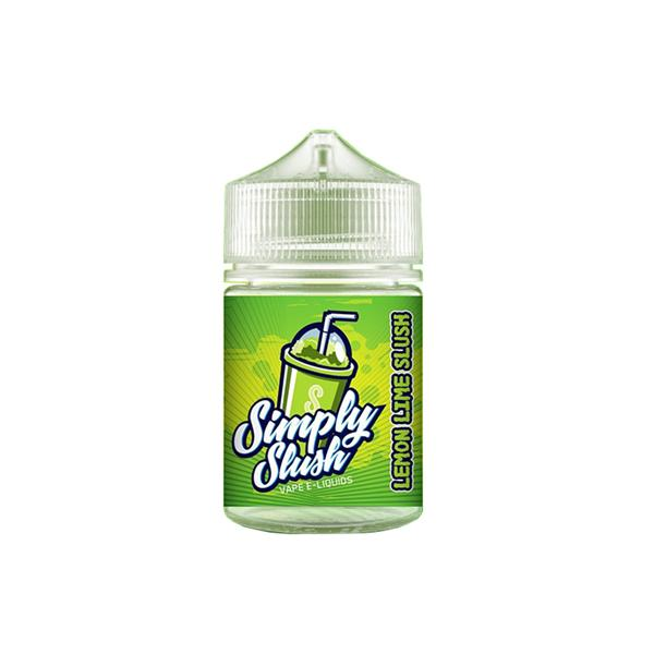 Simply Slush 0mg 50ml Shortfill (70VG/30PG).