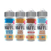 Vaping Products Mr Waffle 100ml Shortfill 0mg (70VG/30PG)