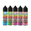 Vaping Products Slush Rush 0mg 60ml Shortfill (70VG/30PG)