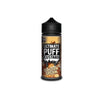Vaping Products Ultimate Puff Custard 0mg 100ml Shortfill (70VG/30PG)