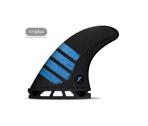 F6 Alpha, Balanced, Medium Thruster Surfboard Fins