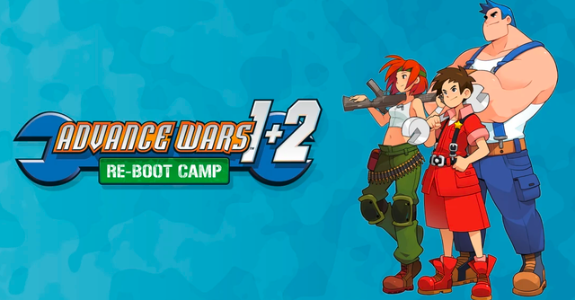 Advance Wars 1 + 2: Re-Boot Camp