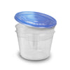Cold Noodle Togo Plastic Container Box (100set)