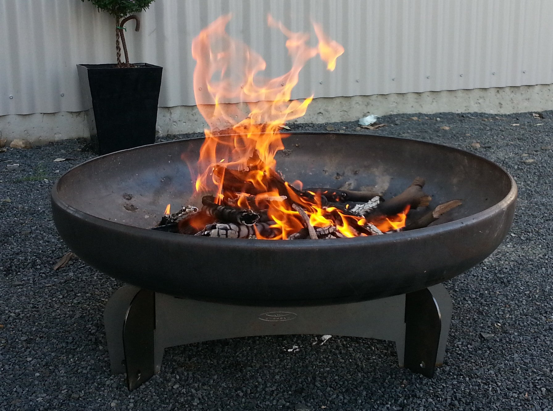 Yabbi Outdoor Fire Pits from Yagoona